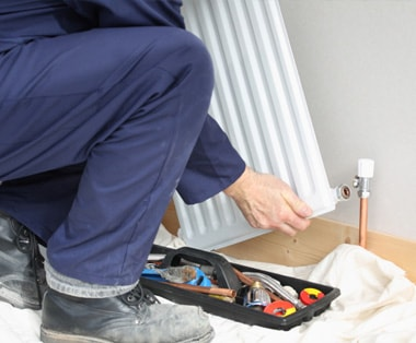 Central Heating and Hot Water Installation